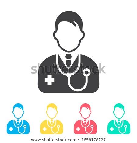 Geneeskunde gezondheidszorg medische ondersteuning vector Stockfoto © nosik