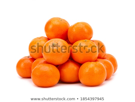 Heap of tangerines Stock photo © restyler