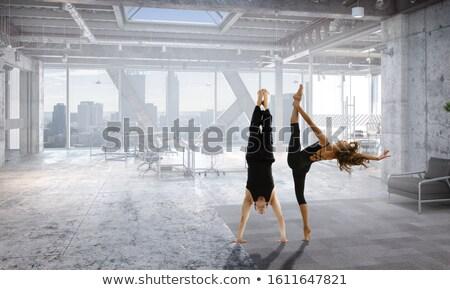 modern dancer 2 stock photo © forgiss