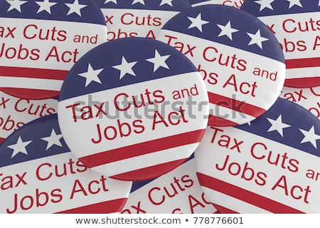 Cutting taxes Stock photo © Lightsource