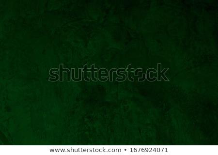 平らでない · 古い · 壁 · 緑 · 塗料 · 背景 - ストックフォト © taigi