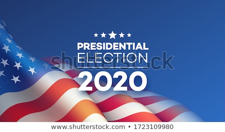 Presidential election in USA. Stock photo © m_pavlov