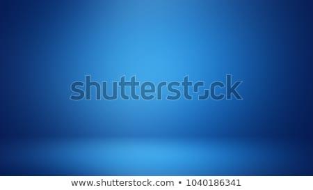 Limpar quarto vazio azul cor fundo quarto Foto stock © SArts
