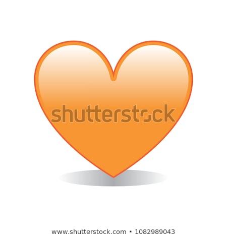 vecteur · neuf · différent · expressions · amour - photo stock © rastudio