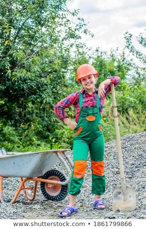 Overdragen dag engineering werknemers vakantie Rusland Stockfoto © Olena