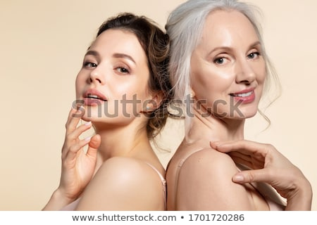Female with beauty treatment Stock photo © IS2