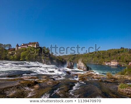 Woerth Castle Switzerland Stock photo © unkreatives