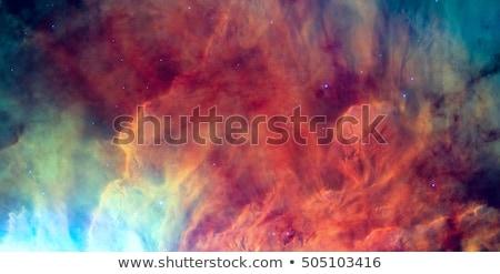 Lagoon Nebula, Messier 8 in the constellation Sagittarius. Stock photo © NASA_images