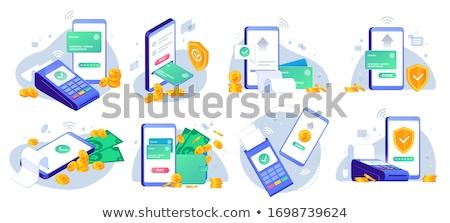 Сток-фото: Phone Dollar