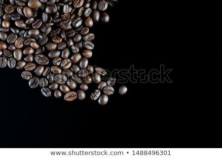 beans on toast corner stock photo © toaster
