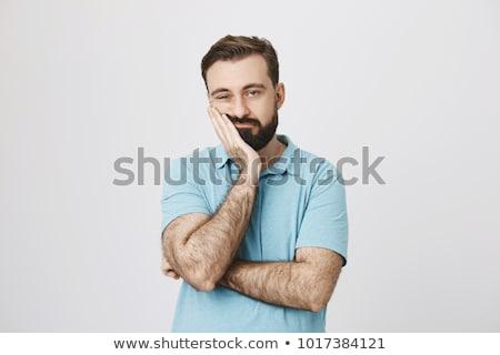 fiatal · üzletember · néz · szomorú · férfi · élet - stock fotó © photography33