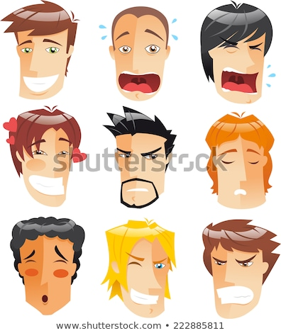 Expressive man pouting Stock photo © photography33