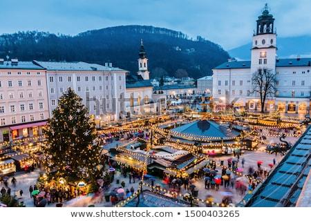 Salzburg Stock photo © prill