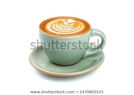 зеленый · Кубок · белый · аннотация · пить · концепция - Сток-фото © applicant79