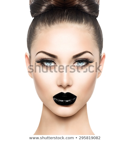 Gothic Model Stock photo © curaphotography