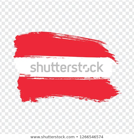 Abstract background with the Austria Flag Stock photo © maxmitzu