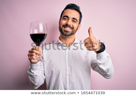 big sommelier Stock photo © jarp17