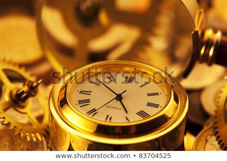 oro · argento · monete - foto d'archivio © vladimir