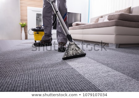 Carpet Cleaning Stock photo © ArenaCreative