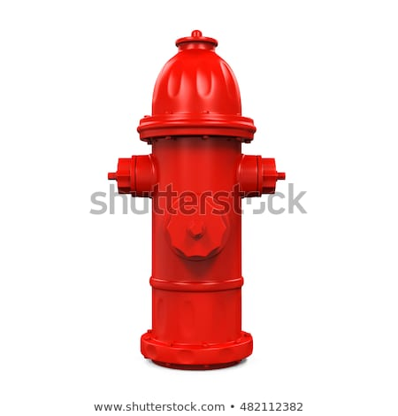 Fire Hydrant with Clipping Path Stock photo © songbird