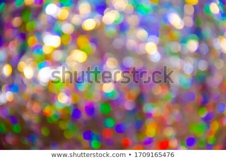 Motley spots as abstract of-focus background Stock photo © boroda