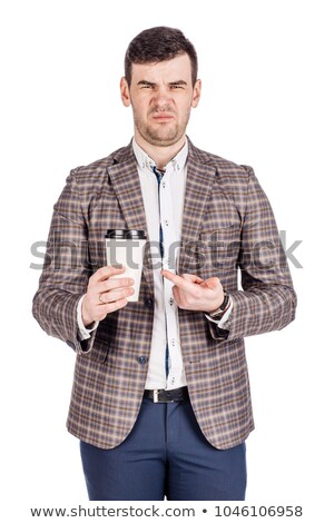 unpleasant morning stock photo © nobilior