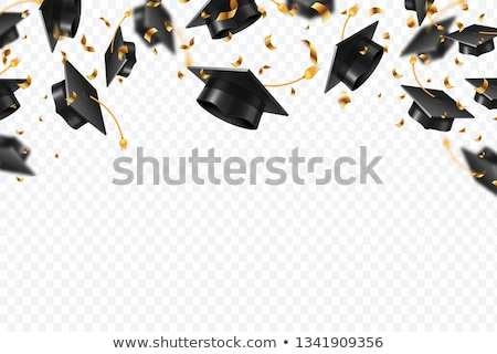 Congratulations Graduate graphic Stock photo © Irisangel