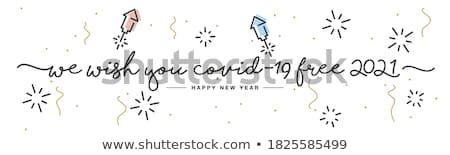Holiday fireworks Stock photo © -Baks-