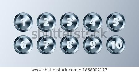 power circular vector gold web icon button stock photo © rizwanali3d