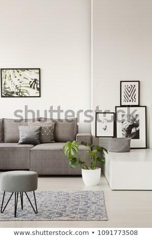 Small stool Stock photo © michaklootwijk