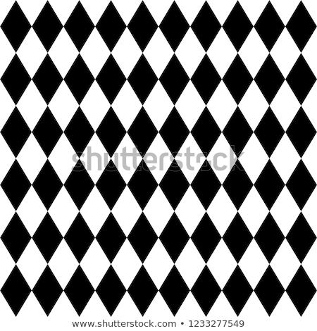 bianco · carta · diamanti · geometrica · 3D - foto d'archivio © ivaleksa