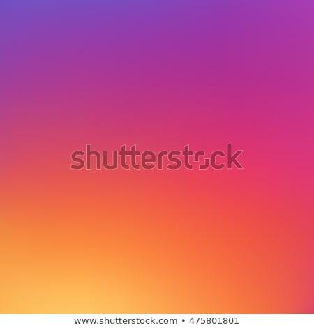 colorido · gradiente · cor · grade · céu · natureza - foto stock © Said