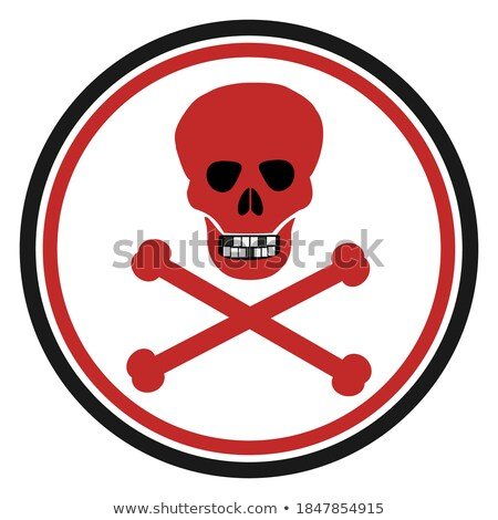 Fear Prohibition Sign Concept Stock photo © ivelin