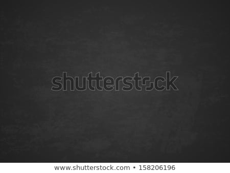 Chalk rubbed out on blackboard. EPS 10 Stock photo © beholdereye