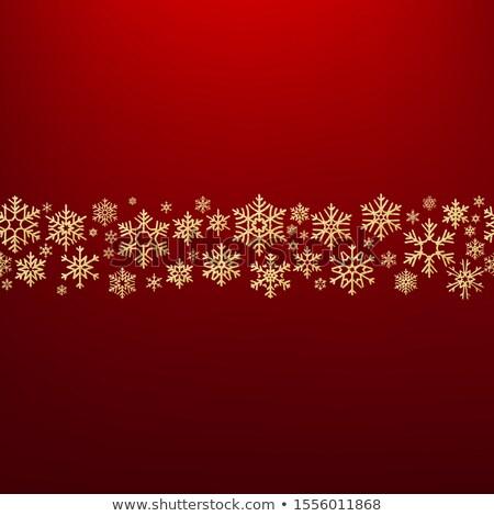 oro · Natale · capodanno · gingillo · allegro - foto d'archivio © beholdereye