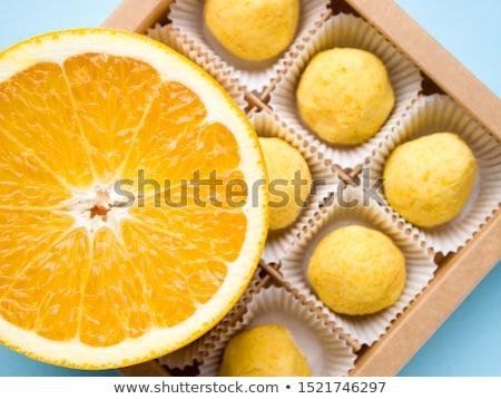 Fruit flavored pralines Stock photo © Digifoodstock