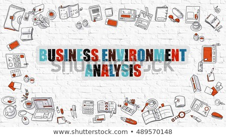 business · analyse · grafieken · papier · hand - stockfoto © tashatuvango