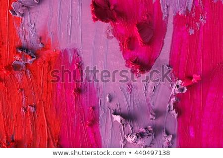 Smashed lipsticks. Stock photo © Fisher
