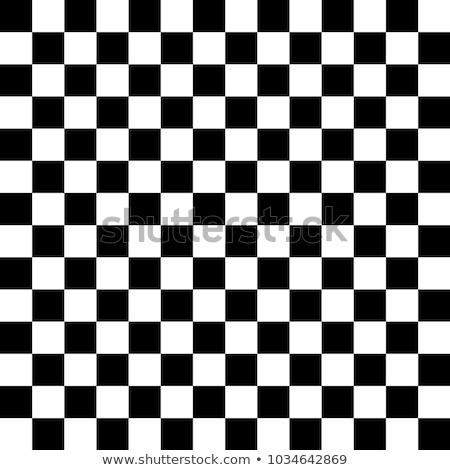 Checkerboard seamless pattern Stock photo © vintrom