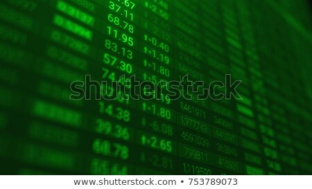 3D · forex · di · trading · rendering · 3d · business · rete - foto d'archivio © elnur