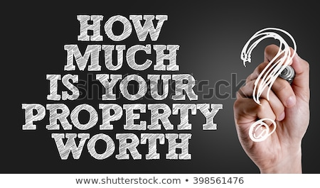 is it worth it question concept stock photo © ivelin