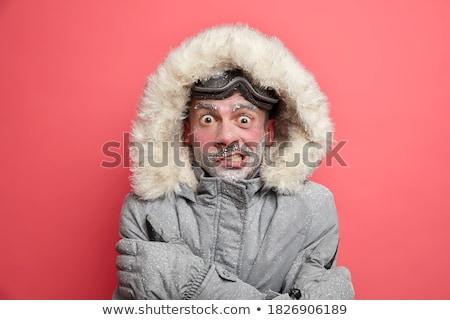 Freezing cold Stock photo © montego