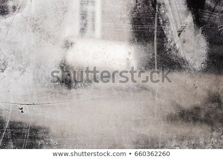 smudged paint on glass Stock photo © sirylok