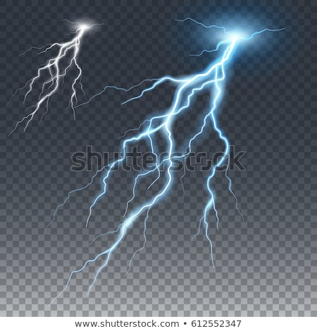 It lightens and thunders Stock photo © zzve
