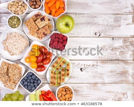 Healthy Snack stock photo © luminastock
