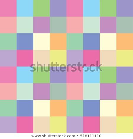 Fancy Checkerboard Stock photo © ArenaCreative