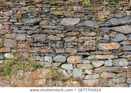 Harpers Ferry Brick Wall Background Stock photo © saje