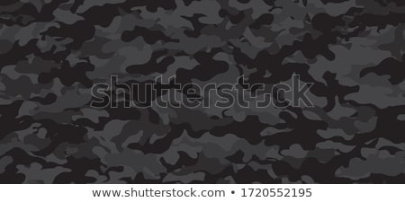 camouflage military background seamless abstract pattern stock photo © gladiolus