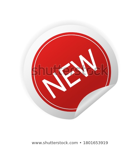 Free Coupon Red Sticky Notes Vector Icon Design Stock photo © rizwanali3d