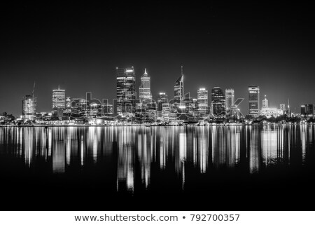 Office Business Building Perth Stock photo © roboriginal